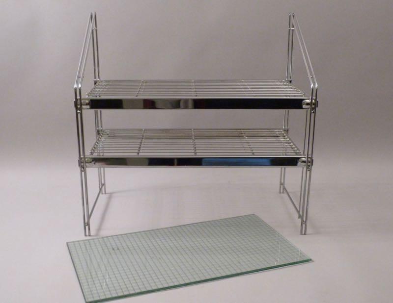 vintage balton etagair regal zum stellen oder h ngen ebay. Black Bedroom Furniture Sets. Home Design Ideas
